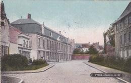 Ieper, Ypres, Le Palais De Justice, K.D. Feldpoststation N°22, 4. Aft, Munition Kolonne,  (pk38871) - Ieper