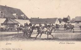 Ieper, Ypres, L'Ecole D'Equitation (pk38872) - Ieper