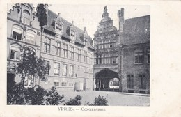 Ieper, Ypres, Conciergerie (pk38881) - Ieper