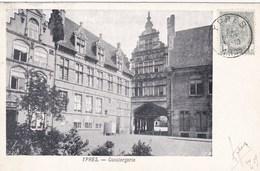 Ieper, Ypres, Conciergerie (pk38883) - Ieper