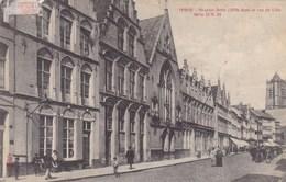 Ieper, Ypres, Hospice Belle Dans La Rue De Lille (pk38893) - Ieper