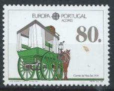 Açores YT 379 XX/MNH Europa - Açores
