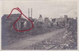 Riencourt  Carte  Photo Allemande - Autres Communes