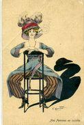 Illustrateur, MOUTOn - Nos Femmes En Culotte - Illustrators & Photographers