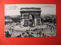 CPA   CARTOLINA    PARIS    PARIGI -  C 1189 - Unclassified