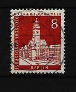 BERLIN Mi-Nr. 187 Berliner Stadtbilder Gestempelt - Berlin (West)