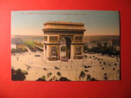 CPA   CARTOLINA    PARIS    PARIGI -  C 1266 - Unclassified