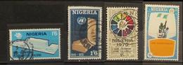 Nigeria 1970 UPU ONU One People Armed Forces - Nigeria (1961-...)