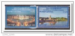 Myanmar 2014, Postfris MNH, 66.JR. INDEPENDENCE DAY - Myanmar (Birma 1948-...)