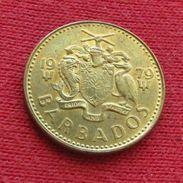Barbados 5 Cents 1979 KM# 11 Barbades Barbade - Barbades