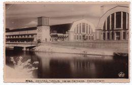 LETTONIE/LETTONIA / LATVIA - RIGA CENTRAL TIRGUS/HALLES CENTRALES - 1937 - Lettonia
