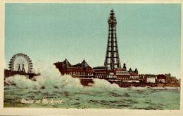 STORM AT   BLACKPOOL - Blackpool