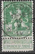 _7Be-560: N°110: Type E18-m2: * BISSEGHEM * : Sterstempel - 1912 Pellens