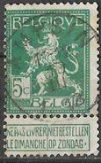 _7Be-559: N°110: Type E18: AMPSIN - 1912 Pellens