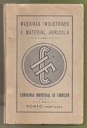 Porto - Catalogo Da Companhia Industrial De Fundição De 1931 - Publicidade - Portugal - Pubblicitari
