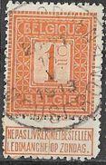 _7Be-550: N°108: Type G16: A MOESCROEN A  MOUSCRON - 1912 Pellens