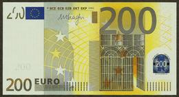 Germany - 200 Euro - E003 A1 - X06200949026 - Draghi - UNC - EURO