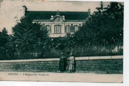 DECIZE (58 ) L'hospice Des Vieillards    0020 - Decize