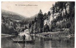 Doubs - La Traversée Du Doubs à La Mort - 1911 - France