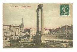 13 ARLES THEATRE ROMAIN  COLLECTION POIREY BOUCHES DU RHONE - Arles