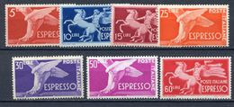 ITALIA  REPUBBLICA  1946 SERIE ESPRESSI  DEMOCRATICA S.1806 == MNH** - 1946-60: Neufs