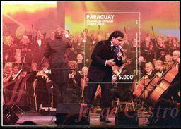 SV0157 Paraguay 2014 Symphony Orchestra M/S MNH - Stamps