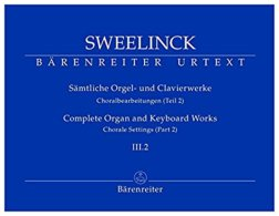 PARTITION - Sweelinck : Complete Organ And Keyboard Works - III Partie 2 - Non Classés