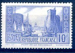 FRANCE 1929 YVERT N° 260 NEUF SANS CHARNIERE COTE 170E - Nuevos