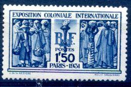 FRANCE 1931 YVERT N° 274 NEUF SANS CHARNIERE COTE 110E - Nuevos