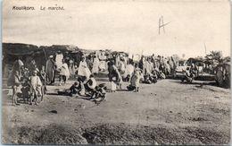 AFRIQUE -- MALI - KOULIKORO --  Le Marché - Mali