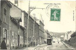 LONGWY BAS.  Rue De Metz. - Longwy