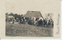 AK Polnische Zivil-Flüchtlinge - Guerre 1914-18