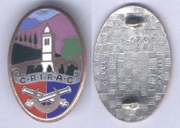 Insigne Du Centre Régional D'Instruction Des Recrues D'Artillerie De Campagne - Esercito