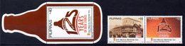 Philippines Pilipinas 3988/89 Et Bf 354 Brasserie , Bière - Beers