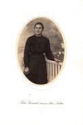 Grande Photo Originale Portrait De Jeune Adolescente Signé Vers 1920/30, Ph. Petit-Renaud, 19 Rue De Feltre 44000 Nantes - Personnes Anonymes
