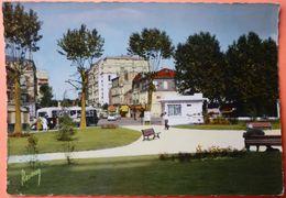 CARTE NOGENT SUR MARNE - 94 - LE SQUARE PLACE MARECHAL LECLERC -SCAN RECTO/VERSO -10 - Nogent Sur Marne