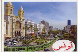 Le Tramway De Tunis - Tunesien