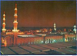 Picture Of The Prophet's Mosque Sherif - Saudi Arabia