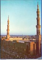 Lighthouses Of The Prophet's Mosque Sherif - Saudi Arabia