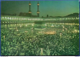 The Holy  Kaaba In Mecca During  The Pilgrimage - Saudi Arabia