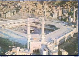 Old Postcard Unused City Of Mecca - Saudi Arabia