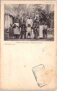 AFRIQUE --  GUINEE Fiesta De Navidades - Mascaras Del Pais - Equatorial Guinea