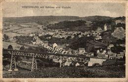 ALLEMAGNE WESTERBURG MIT SCHLOSS UND VIADUKT - Westerburg