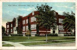 HIGH SCHOOL WATERTOWN WISCONSIN - Etats-Unis