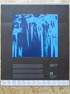 Calendrier De La Société Suisse ENDRESS + HAUSER - 1977 - Avec En Plus 11 Pages Doubles Découpées   (4401) - Calendriers