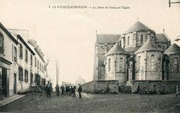 KERHUON ** LE RELECQ KERHUON ** ENV DE BREST **  LE BOURG  ** - France