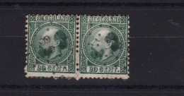 Pays Bas N° 10 Paire , Obl , TB , Cote 54 Euros - Used Stamps