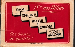 225. BRASSERIE DES ALLIES  MARCHIENNE-AU-PONT - 54 Cards