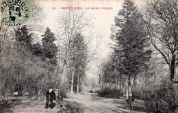 Montdidier – Le Jardin Anglais – Circulé En 1908 - Montdidier