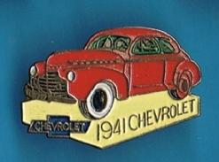 PIN´S //  ** CHEVROLET ** 1941 ** - Corvette